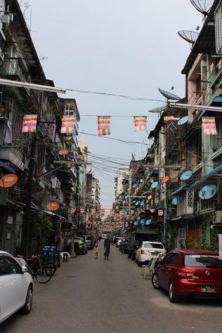Rue Yangon